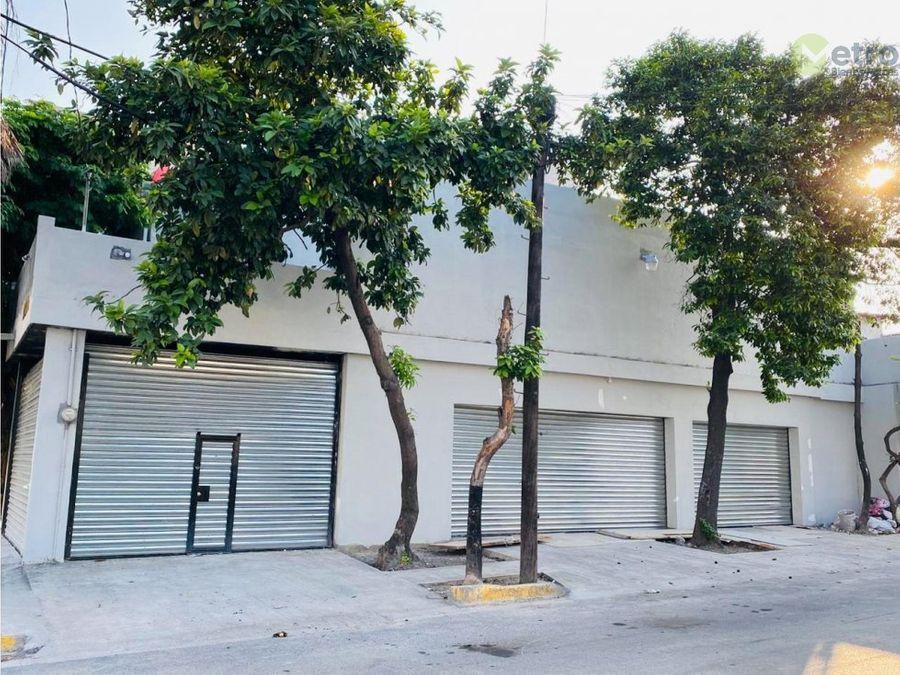 local comercial 380m renta san nicolas de los garza mst
