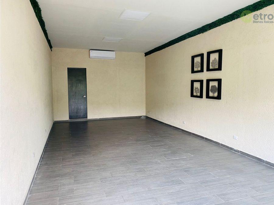 oficina renta 47 mts2 cumbres 1 sector piso 2 lsl