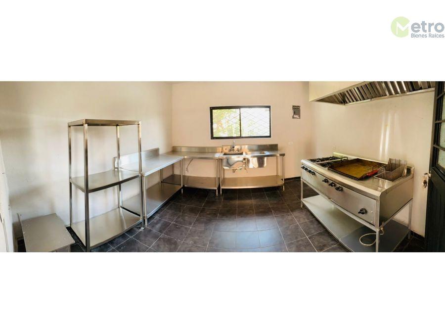 local dark kitchen valle oriente monterrey equipada lsl