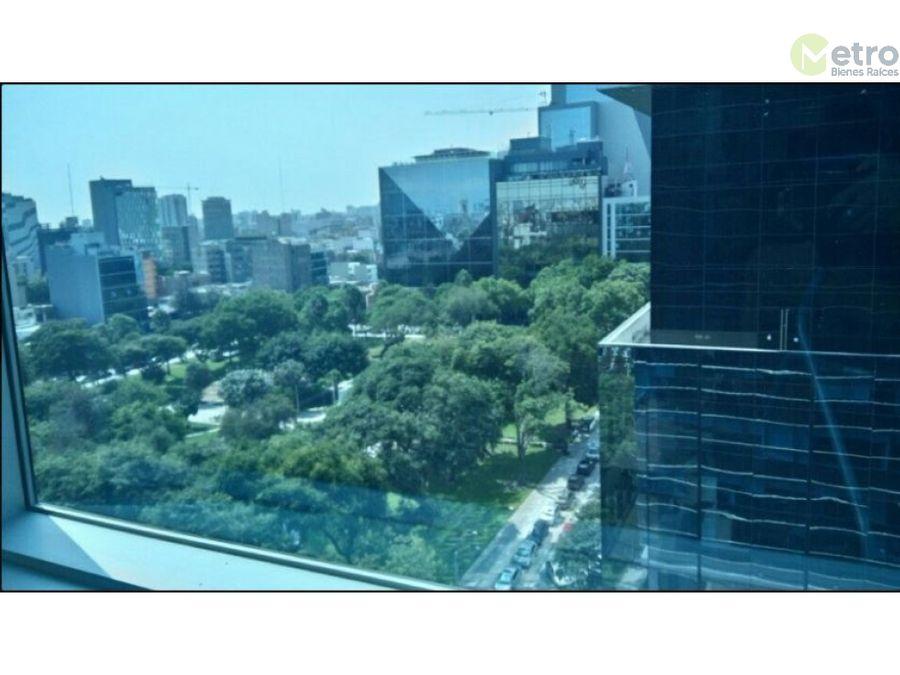 oficina en valle para corporativo penthouse renta o venta mao