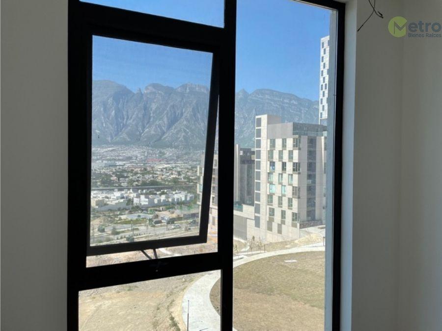 departamento en renta torre ambar via cordillera valle poniente hz