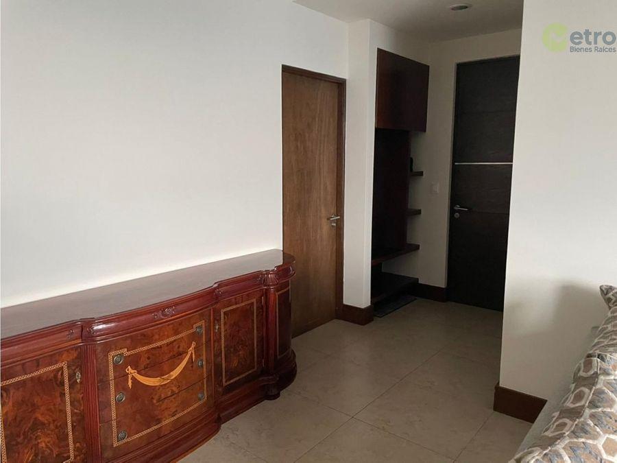 departamento en renta amueblado en san jeronimo torre home nlc