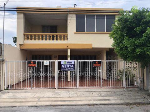 casa en venta en villa universidad hzd