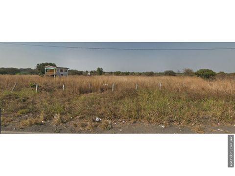 terreno en venta autopista xalapa veracruz avc