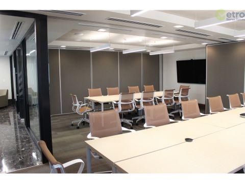 oficinas en renta en valle oriente de 2319m2 alf