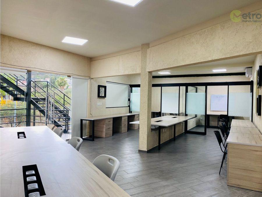 oficina en renta cumbres 1 sector piso 2 lsl