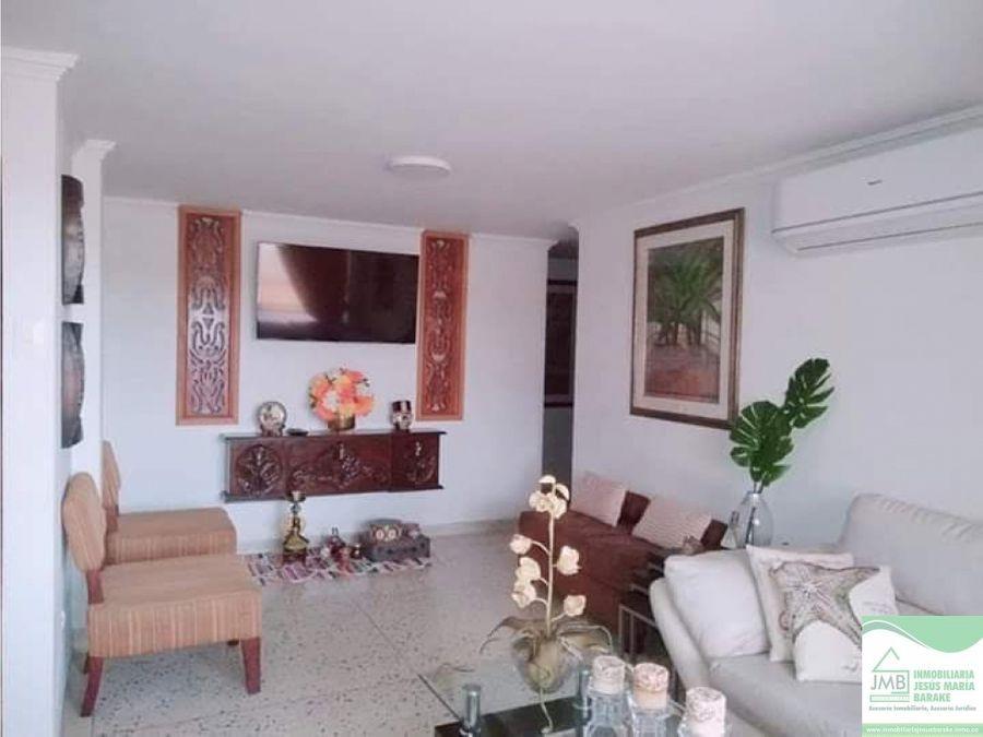 vendo estupendo apartamento ciudad jardin barranquilla