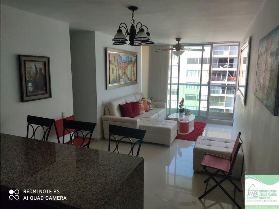 hermoso apartamento en venta al norte de barranquilla