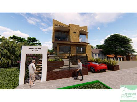venta casa no 2 en proyecto nakchevan barranquilla