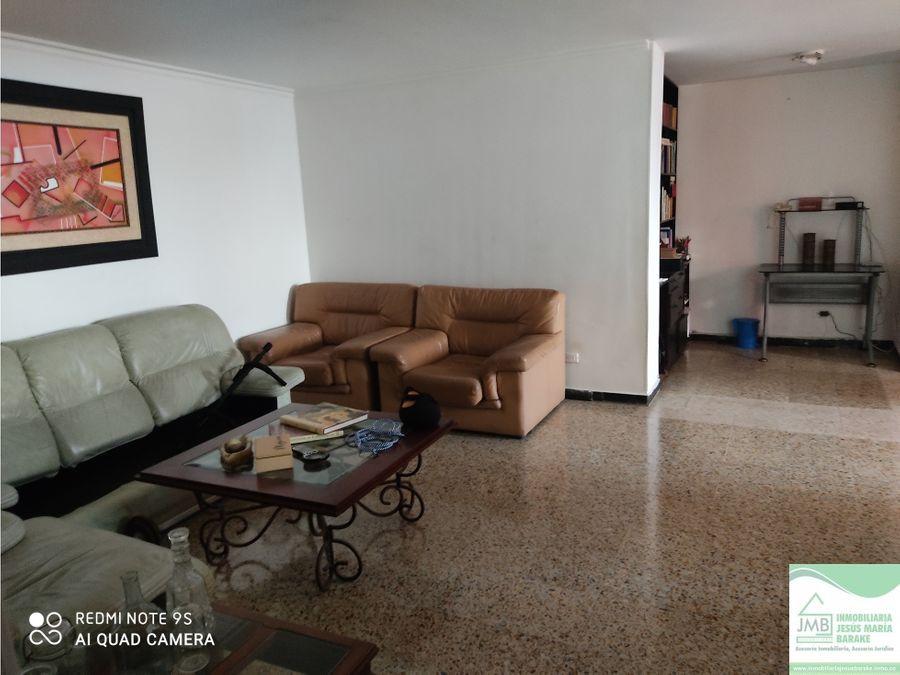 se vende amplio apartamento en venta al norte de barranquilla
