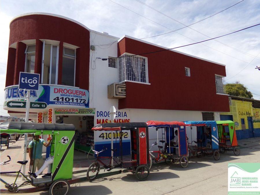 hermoso edificio en venta k11 c15