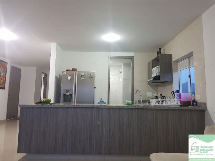 apartamento en venta en santa marta