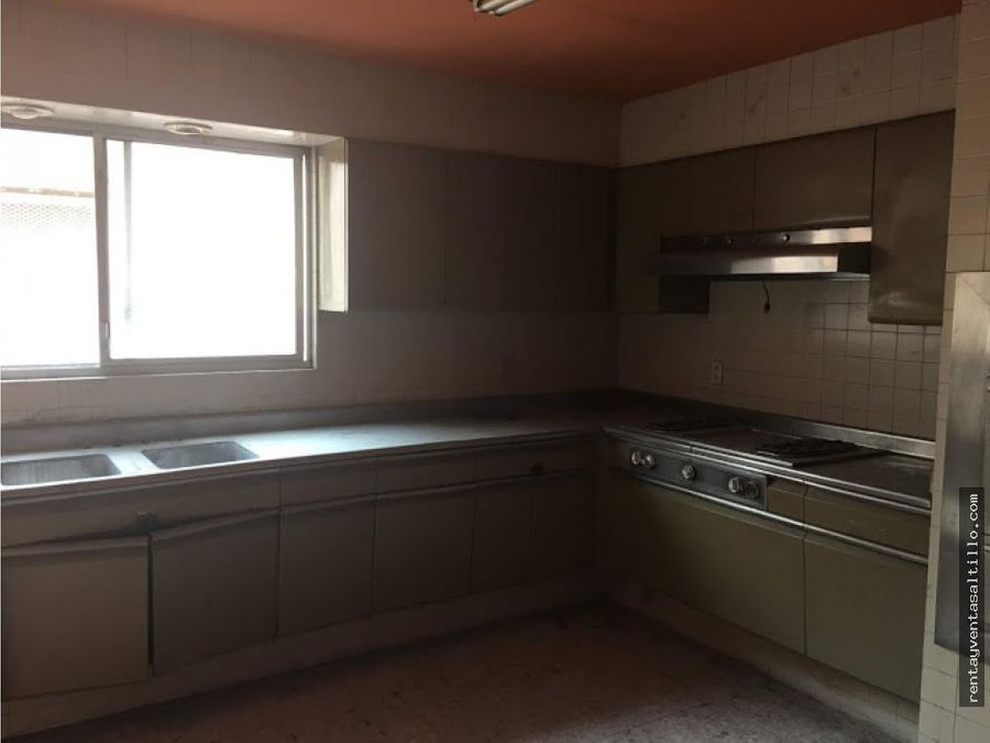 venta casa saltillo centro 3372000