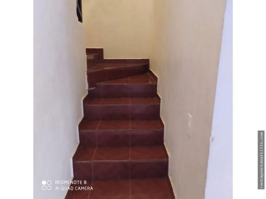 venta casa saltillo centro 1520000