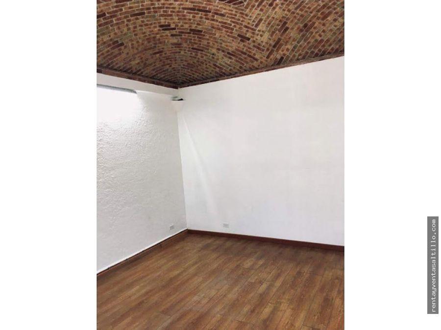 renta oficina saltillo oficina rufino tamayo 12000