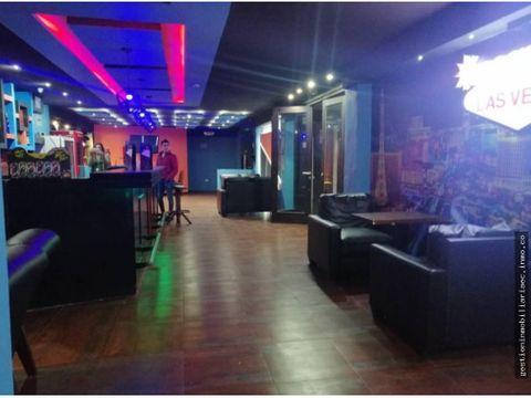 vendo bar discoteca sector foch pichincha