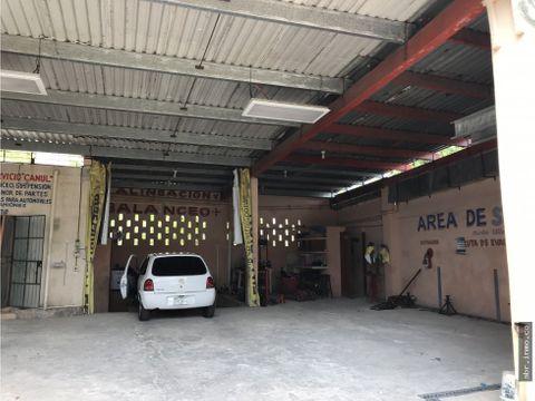centro merida taller nave industrial