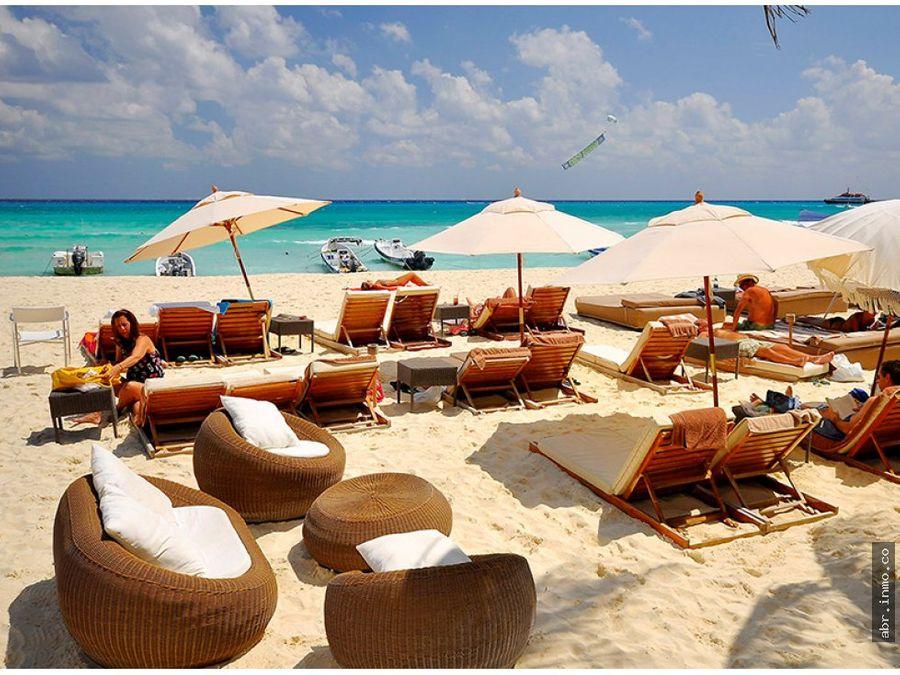 playa del carmen luxurious boutique hotel