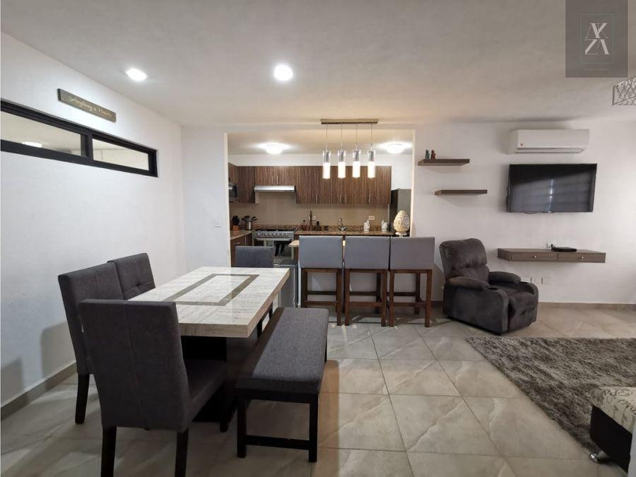 venta de departamento en residencial colinas de chapultepec
