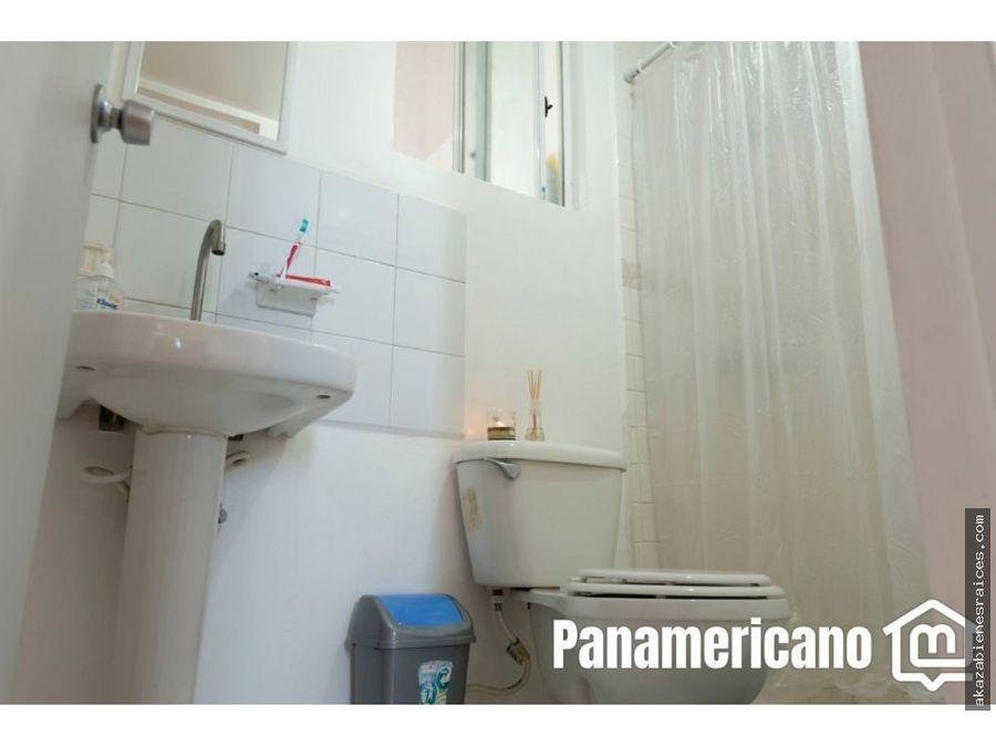 venta de departamento en panamericano se acepta credito