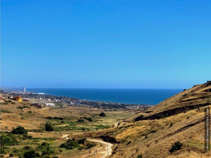 venta de terrenos en pagos en san javier puerto nuevo rosarito
