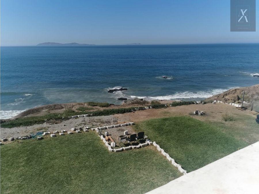 residencia en playa
