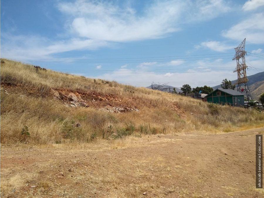 venta de terreno campestre en ojo de agua tijuana