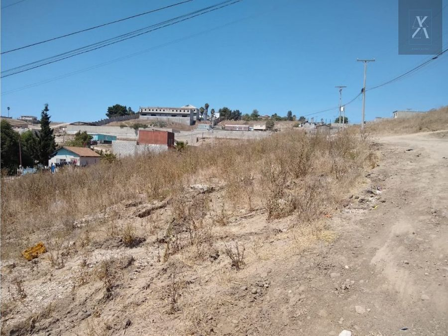 terreno en lomas de san antonio