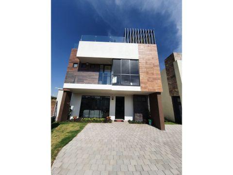 hermosas casas de lujo de 180 m2 en zona de nextlalpan