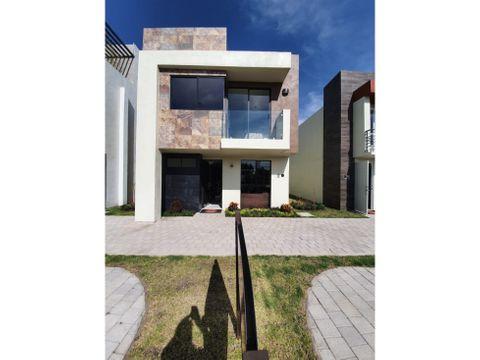 casas de 122 m2 exclusivas de lujo seguridad y confort en nextlalpan