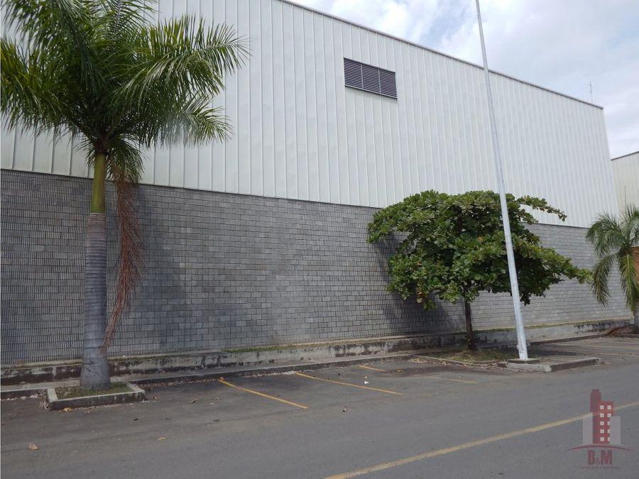 bodega en venta zona franca del pacifico palmira
