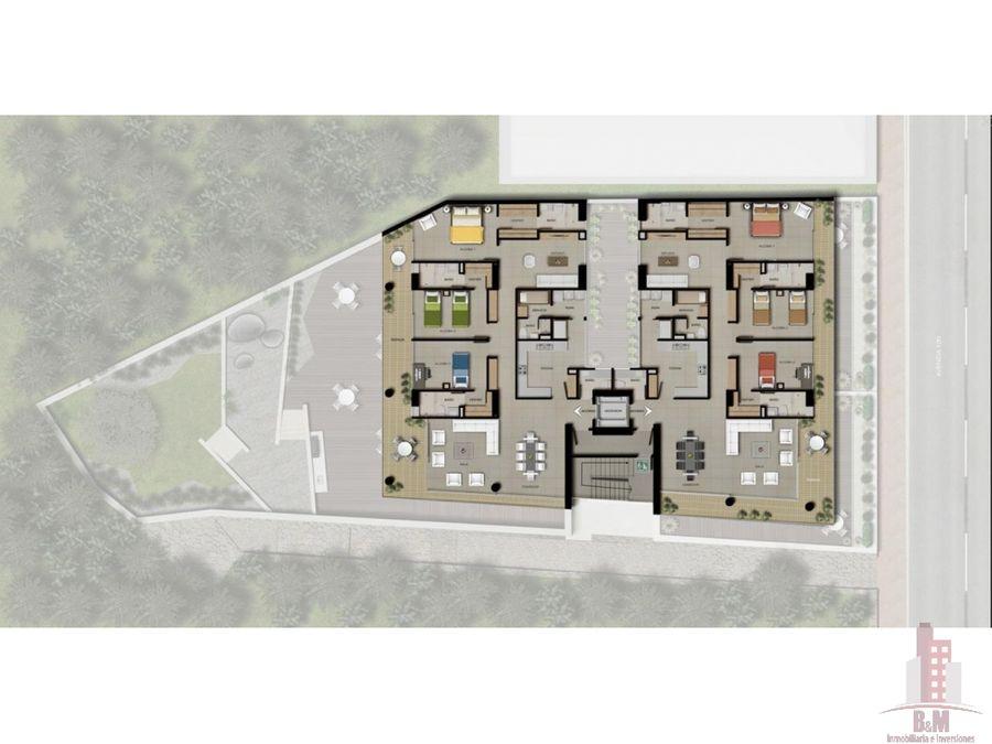 apartamento en venta santa monica norte cali