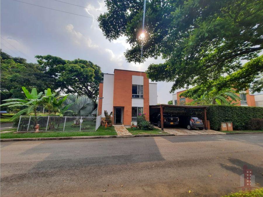 casa campestre en venta cond guaduales de las mercedes jamundi