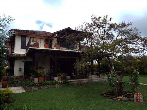 casa campestre en venta norte popayan