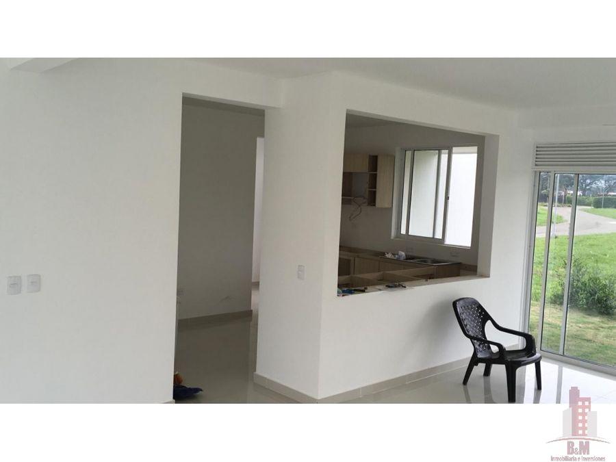 casa en venta la morada rural jamundi