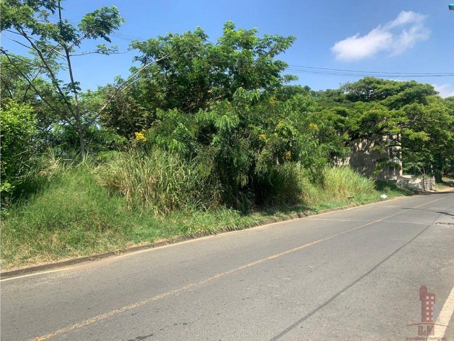 lote en venta mayapan sur cali