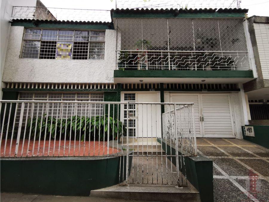 casa en venta barrio santa rita oeste cali