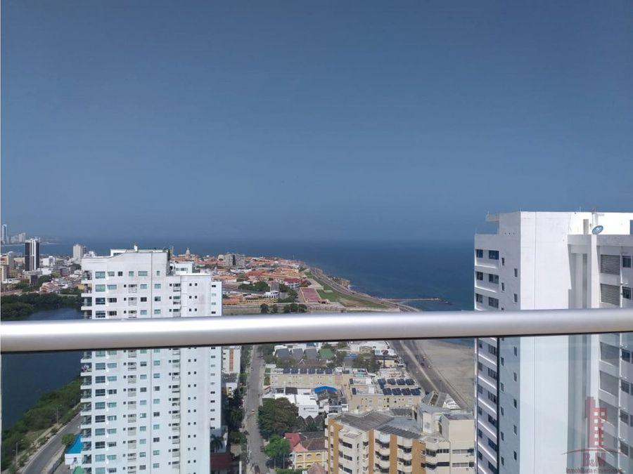 apartamento en venta bolivar cartagena calle real