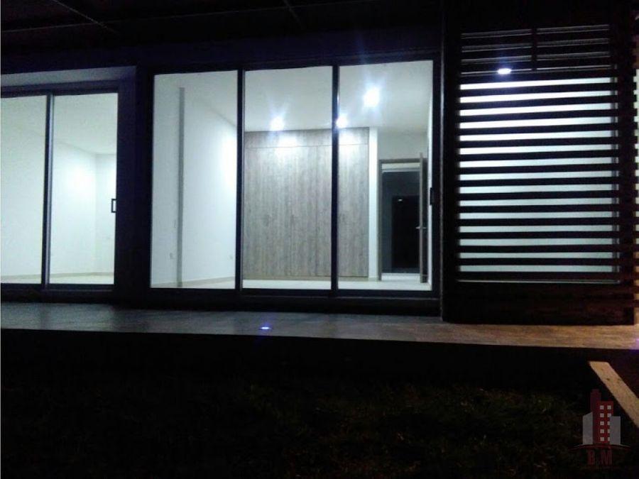casa en venta campestre en veredad la popa