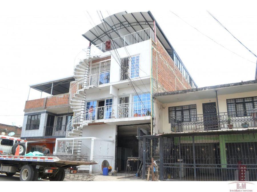 casa en venta antonio narino oriente cali