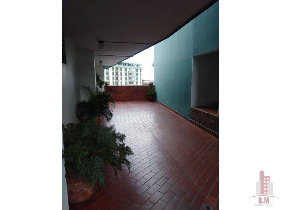 apartamento duplex en venta san vicente norte