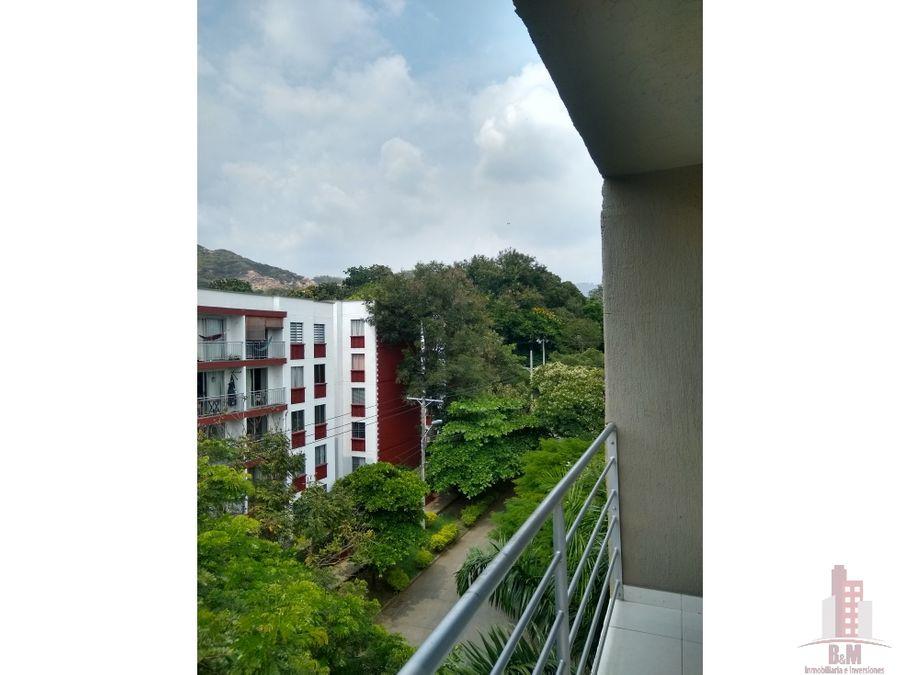 apartamento en arriendo conjunto residencial harika el refugio cali