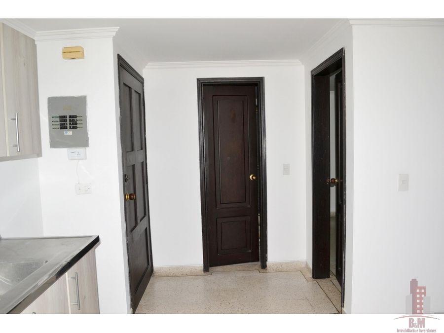 apartamento en arriendo cambulos sur cali