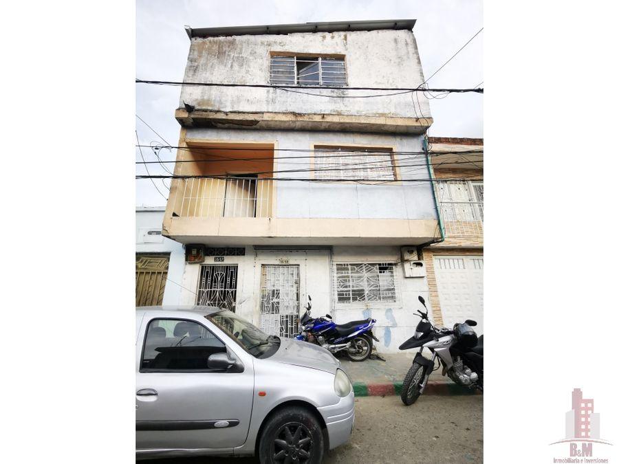 casa lote en venta chapinero oriente cali