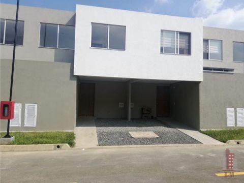 casa en arriendo condominio sur jamundi