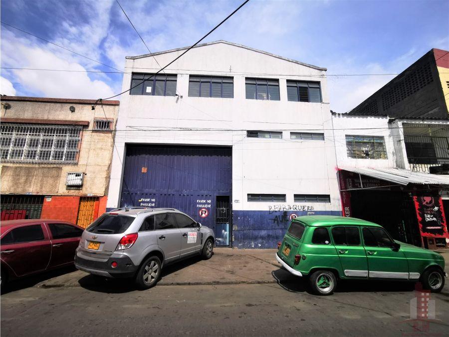 bodega en venta barrio belalcazar centro cali