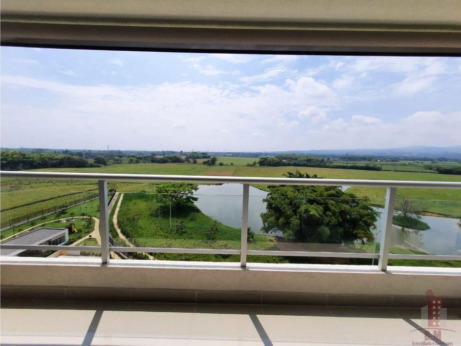 apartamento en ventamiralagos conjunto residencial jamundi