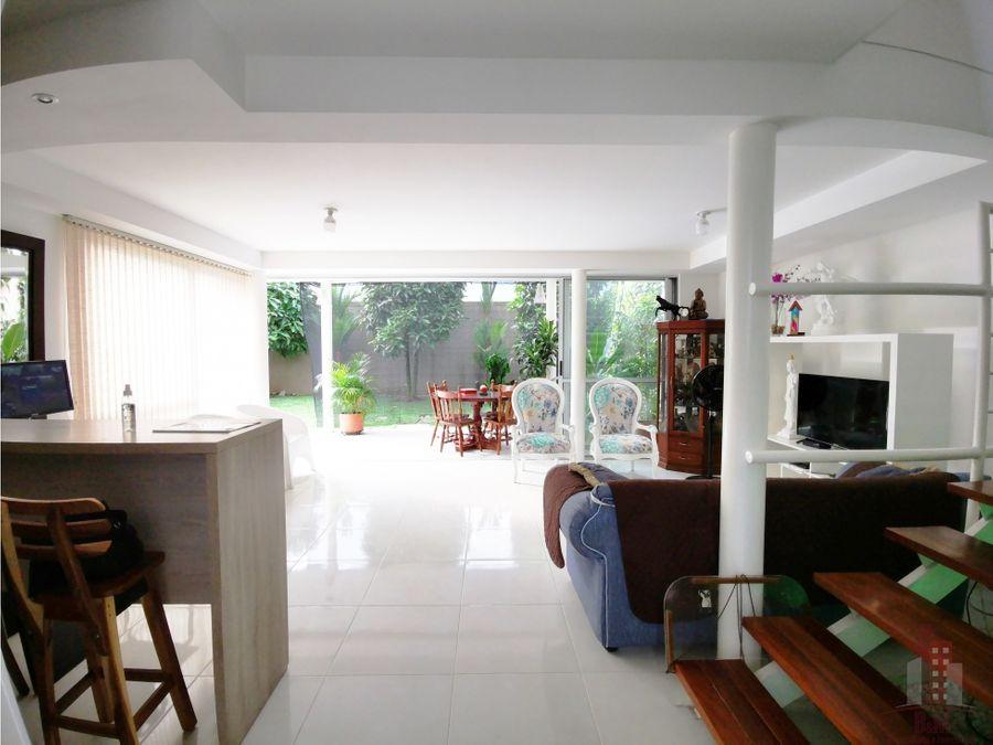 casa en venta verde alfaguara conjunto casa campo sur jamundi