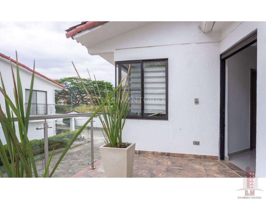 casa en venta condominio pampalinda sur
