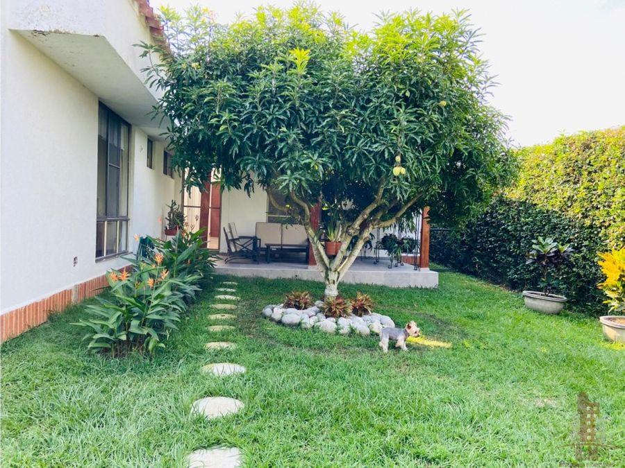 casa en venta la morada jamundi